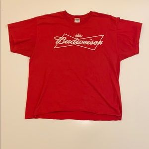 Vintage Budweiser shirt